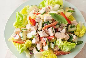 Riverside Day Spa Salad at The Riverside Hotel Durban
