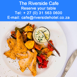 Riverside Cafe sunday roast special