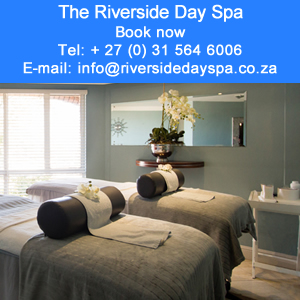 The Riverside Day Spa Durban Bookings