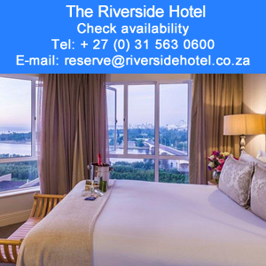 The Riverside Hotel Durban Bookings