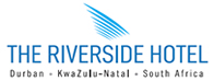 the riverside hotel logo