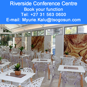The Riverside Confrence Centre Specials