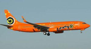 Mango Flies to Durban International Airport near The Riverside Hotel